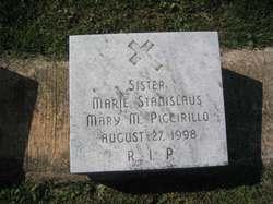 Mary M. <i>Sister Marie Stanislaus</i> Piccirillo