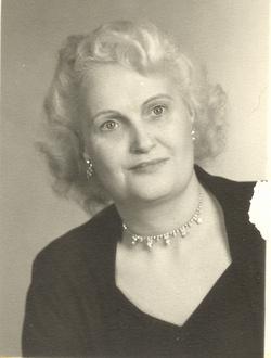 Margaret Ellen <i>Trenary</i> Adcock