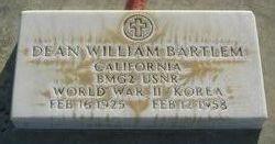 Dean William Bartlem