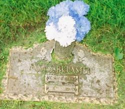 Anna S. <i>Bakke</i> Brunstedt