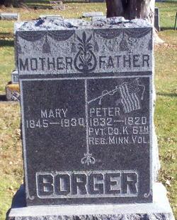 Mary Borger