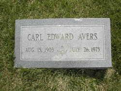 Carl Edward Avers