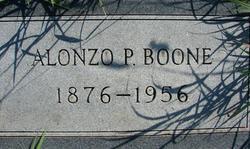 Alonzo Powell Boone