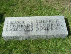 Blanche B Conrad
