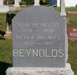 Ruth Ella <i>Beason</i> Reynolds