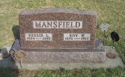 Bessie L. <i>Bayley</i> Mansfield