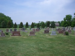 Wangs Lutheran Church Cemetery