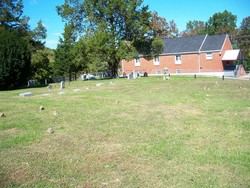 Hargett First Church of God Cemetery