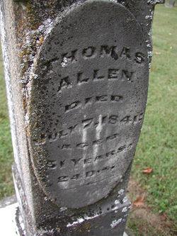 Thomas Seignor Allen