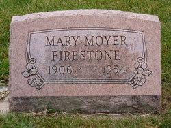 Mary L. <i>Moyer</i> Firestone