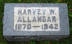 Harvey W Allandar