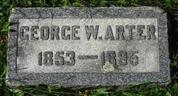 George W Arter