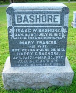 Adeline C Bashore