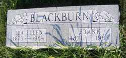 Ida Ellen Blackburn