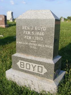 Ben J Boyd