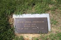 Clyde Odell Anderson