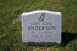 Otha Clint Anderson