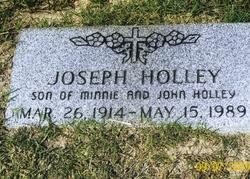 Joseph Joe Holley