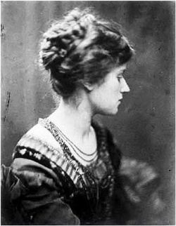 Marie Euphrosyne <i>Spartali</i> Stillman