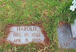 Harold Burden