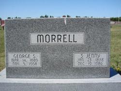 Sarah Jenny <i>Ditchfield</i> Morrell