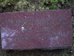 Vernon Monroe Woodcock