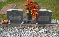 Jessie Mae <i>Wiggins</i> Hadley