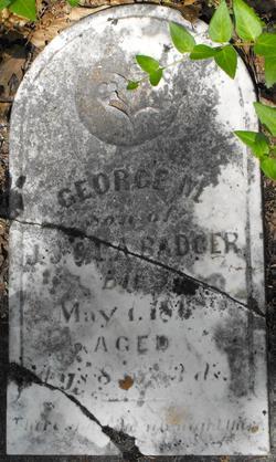 George McClellan Badger