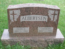 Elsie Louise <i>Plagge</i> Albertsen