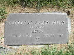 Theodore James Athay