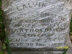 Calvin D. Bartholomew