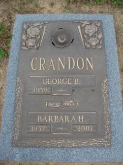 Barbara <i>Hale</i> Crandon
