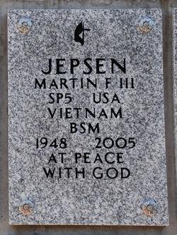 Martin Funk Jepsen, III