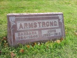 John James Armstrong