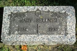 Mary <i>Kiefer</i> Bellner
