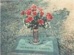 Herman Lee Adams