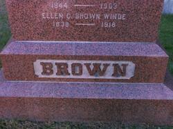 Clarissa P. <i>Shannon</i> Brown