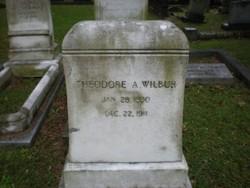 Theodore Augustus Wilbur, Sr