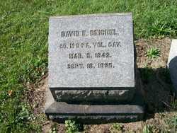 Sgt David E Beighel