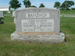 Elizabeth A <i>Brubaker</i> Banzhof