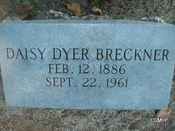 Daisy <i>Dyer</i> Breckner