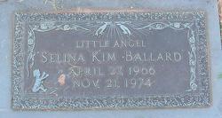 Selina Kim Ballard