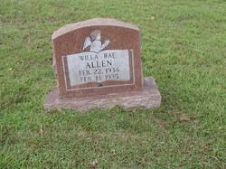 Willa Rae Allen