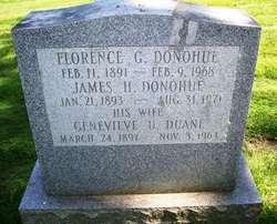 Genevieve U <i>Duane</i> Donohue