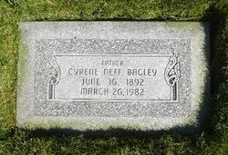 Cyrene Neff Bagley