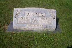 Bessie Myrtle <i>Ferguson</i> Arms