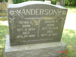Anders P. Anderson