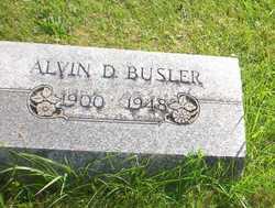 Alvin D Busler