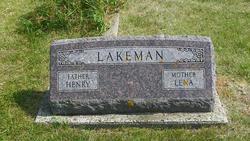 Henry Herman Lakeman