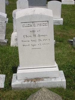 Eliza Grant <i>Price</i> Jones